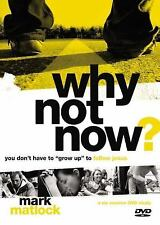 """Why Not Now? Leader's Guide with DVD: You Don't Have to """"Gro"""