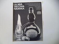 advertising Pubblicità 1969 GRAPPA CARPENE' MALVOLTI