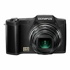 Olympus Stylus SZ-14 Digital Camera - Black