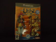 jeu nintendo gamecube: LES URBZ - Le sims in the city