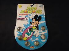 Mickey's Rad Rollers Action Marbles Sprectra Star Mickey Mouse Disney NEW!