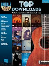 Top Downloads Sheet Music Ukulele Play-Along Book and CD NEW 000127507
