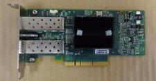 HP Mellanox ConnectX 10Gb PCI-e G2 Dual Port HCA 518001-001 516937-B21