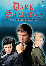 Dark Shadows: Bloopers and Treasures DVD Region ALL, NTSC