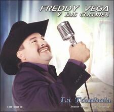 FREE US SH (int'l sh=$0-$3) NEW CD Freddy Vega: Tombola Enhanced