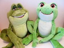 Disney Princess & The Frog Naveen & Tiana Soft Toy Plush Toy Set