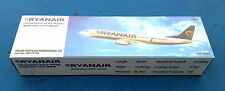 RYANAIR Airlines Boeing B737-800 Collectable Scale Model 1/200 Type #2