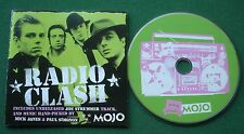 Mojo Radio Clash inc Joe Strummer Sam & Dave The Last Poets Spencer Davis + CD