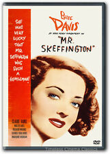 Mr. Skeffington DVD New Bette Davis Claude Rains Richard Waring Walter Adel