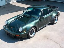 Porsche : 930 Turbo Coupe