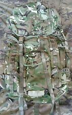 Original British Army MTP PLCE Bergen Shortback 100 litres Webbing Infantry NEW