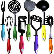 Kitchen Utensils Non-stick Cooking Tools Set by Chefcoo - Includes 8 Pieces