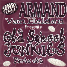 Armand Van Helden presents Old School Junkies Parts 1&2 - CD