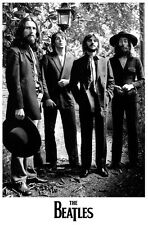 ~~ THE BEATLES  THE LAMP POST  22X34 POSTER ~~