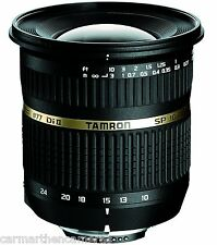 Tamron 10-24mm SP AF F/3.5-4.5 Di II LD Aspherical Lens for Canon