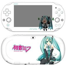 Skin Decal Stickers For PS Vita Slim PCH-2000 Series Console Hatsune Miku #06