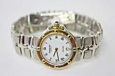 RAYMOND WEIL PARSIFAL GENEVE Stainless Steel/18k gold/ 2 Tone Swiss Lady's Watch