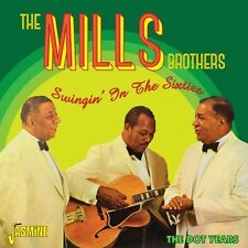 Swinginæ In The Sixties Û Dot Years - Mills Brothers (2015, CD NEUF)2 DISC SET