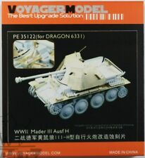 Voyager 1:35 WWII Marder III Ausf H (For DRAGON 6331) #PE35122