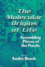 The Molecular Origins of Life: Assembling Pieces of the Puzzle-ExLibrary