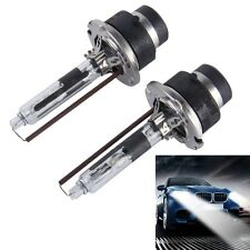2 PCS D2R 35W 3900LM 5500K HID Bulbs with 2 Slim Alloy HID Ballast Xenon Lights