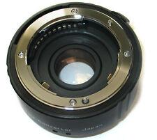 2X AF Nikkor Lens Tele Converter Extender for Nikon Film SLR F100 F4 F2020 N5005