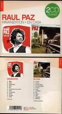 """RAUL PAZ """"Havanization + En Casa"""" (2 CD) 2011 NEUF"""