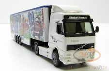 ALBEDO Volvo FH Globetrotter + Kühlkoffer IAA Hannover 100 Jahre LKW Scale 1:87