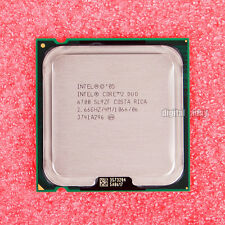 Intel Core 2 Duo E6700 2.66 GHz Dual-Core CPU Processor SL9ZF LGA 775