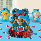 23pc Pikachu & Friends Pokemon Birthday Party Table Centerpiece Decoration Kit