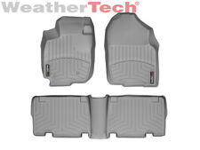 WeatherTech® DigitalFit FloorLiner - Toyota RAV4 - 2006-2012 - Grey