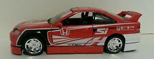 RARE Motor Max Honda Civic Si Coupe 1:24 Diecast Car VTEC Red