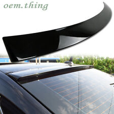"""SHIP OUT TODAY"" PAINTED MERCEDES BENZ W204 C CLASS ROOF SPOILER OE TYPE #040"