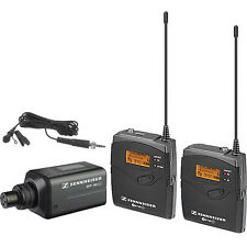 Sennheiser EW 100 ENG G3-A omni-directional clip-on microphone kit system