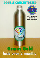 ORMUS GOLD: double-concentrated monoatomic Supplemento (250 ml)