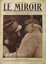 Le miroir n°74- 1915 - Les Eparges - PRZEMSYL - Les Alpins la guerre-généraux