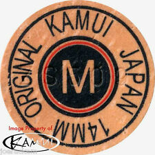 1 Kamui BROWN Tip (MEDIUM = M) New Red Ring -  FREE US SHIPPING