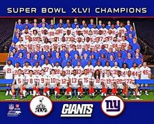 2012 SUPER BOWL XLVI New York Giants Eli Manning,Victor Cruz,JPP++ 8x10 photo