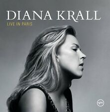 Diana Krall LIVE IN PARIS 180g VERVE RECORDS New Sealed Vinyl Record 2 LP