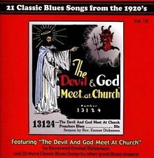 Various Artists-The Devil & God Meet At The Church CD NEW