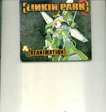 LINKIN PARK - REANIMATION (DIGIPACK) - 2002 UK CD ALBUM