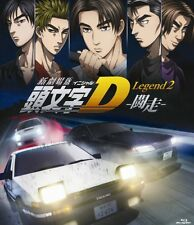 New Movie Initial D Legend 2 Toushou Toso Blu-ray Japan EYXA-10633 4562475256338