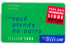 EUROPE  TELECARTE / PHONECARD .. PORTUGAL 50U SC7 PT LIGUE TELECOM CHIP/PUCE