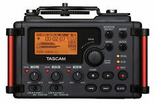 Tascam DR-60DMKII  4-Channel Linear PCM Audio Portable DSLR Film Recorder/Mixer
