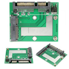 Mini PCI-E mSATA SSD to 2.5'' SATA 3.0 Adapter Converter Card Module Board