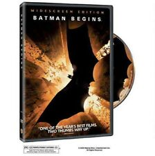 DVD - Action - Batman Begin - Christian Bale - Christopher Nolan - Katie Holmes