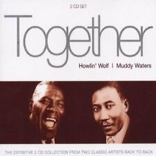 2 CD BOX HOWLIN' WOLF & MUDDY WATERS TOGETHER BLUES BRAND NEW/FACTORY SEALED