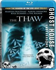 The Thaw (Blu-ray) Martha MacIsaac, Val Kilmer, Aaron Ashmore NEW