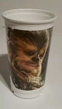 Promotional Star wars glass cup #4 Chewbacca new