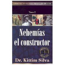 Sermones de Grandes Personajes Bíblicos: Nehemías el Constructor Vol. 2 by...